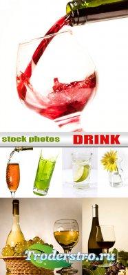 Клипарт для фотошопа - Напитки