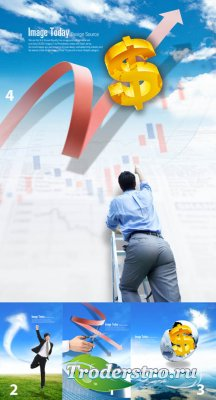 PSD исходники - Бизнес