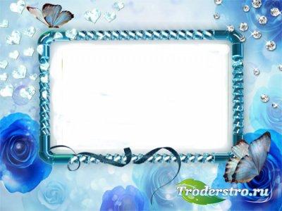Рамка для Фотошопа - Бабочки!