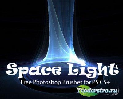 Space Light Brushes - Кисти для фотошопа