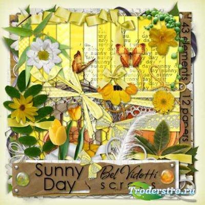Скрап-набор для фотошопа - Sunny Day