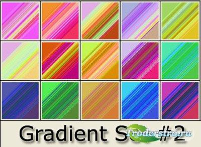 Photoshop Gradient Set 2 - Градиенты для фотошопа