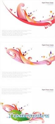 Digital Dream Utopia 275 - Клипарт
