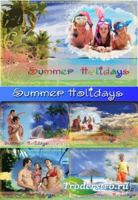 Набор летних рамок