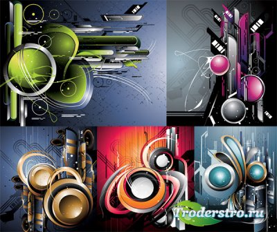 Stock Background abstract - Фоны для фотошопа
