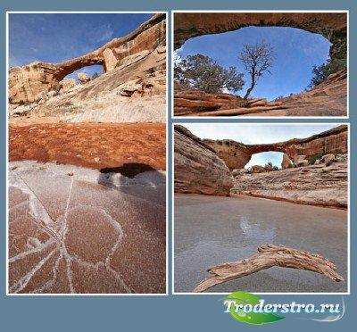 Красоты природы (подборка №7 - Природные мосты)