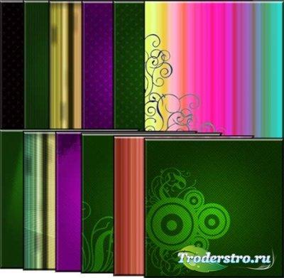 Линейные фоны для фотошопа