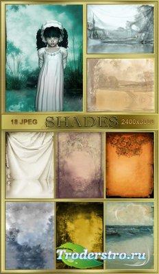 Фоны для фотошопа - Shades / Тени