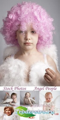 Stock Photos - Angel People