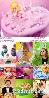 Stock Photos - Happy Birthday