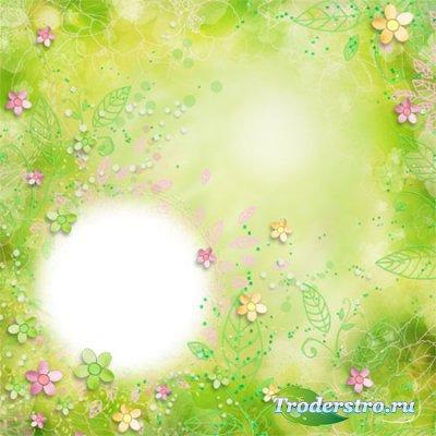 Фоторамка - Яркие цвета лета