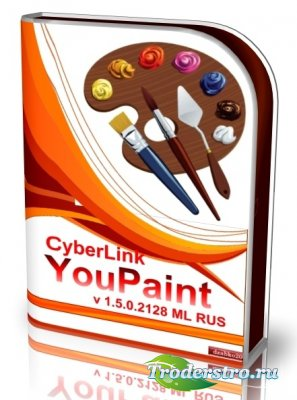 CyberLink YouPaint v 1.5.0.2128 ML RUS