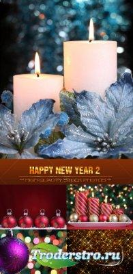 Stock Photo - Happy New Year 2