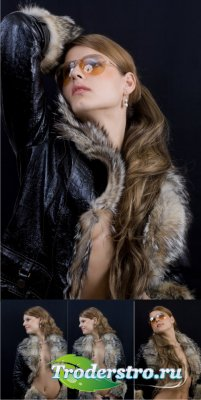 Stock Photos - Fashion  girl | Девушка