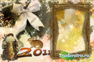 Рамка для фото - Новогодняя