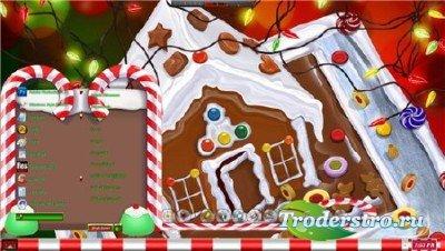 Новогодняя тема для 7-ки Christmas Magic by Raven Kaye (2010)