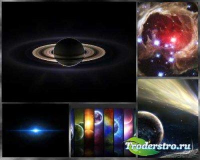Бесконечные просторы Космоса