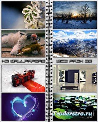HD Wallpapers Wide Pack №35 - Обои для рабочего стола