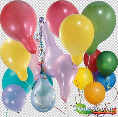 Клипарт - Воздушные шарики