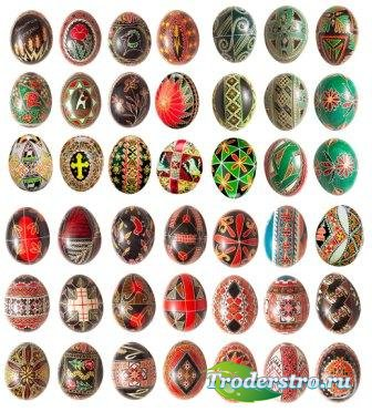 Клипарт для фотошоп – Пасхальные яйца