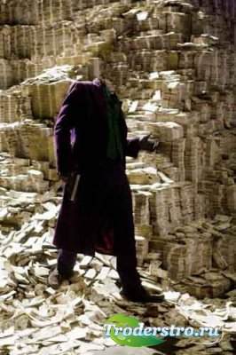 Шаблон - Среди денег