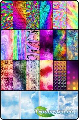 40  бесшовных текстур для фотошопа