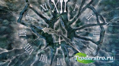 Ice Clock 3D Screensaver And Animated Wallpaper v.2.0.0.5.