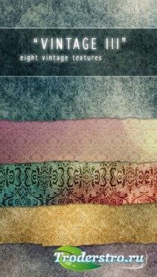 Коллекция винтажных текстур (Часть 3)