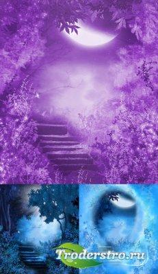 Восхитительные сказочные фоны