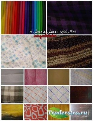 Текстуры - Фабричные фоны ткани