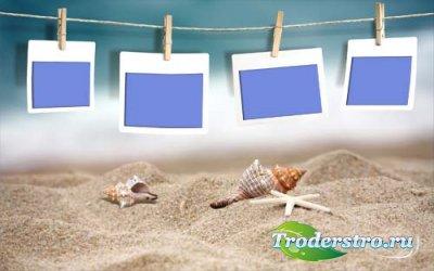 Рамочка - Летний отдых