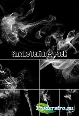 Текстуры - Набор фонов дыма