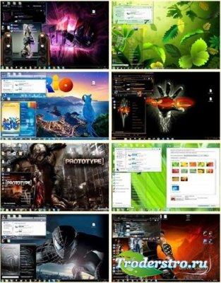 Новейшие темы для Windows 7 (2011)