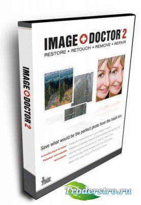 Alien Skin Image Doctor v2.1.1.1079 for Photoshop