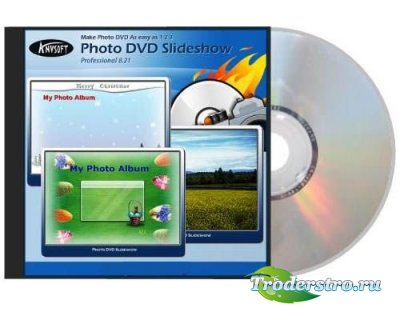 Photo DVD Slideshow Professional 8.22