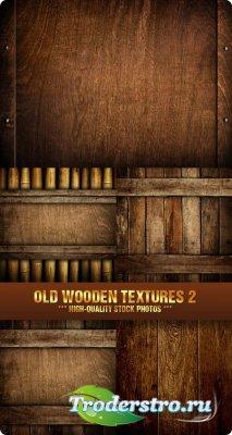 Старые деревянные текстуры 2