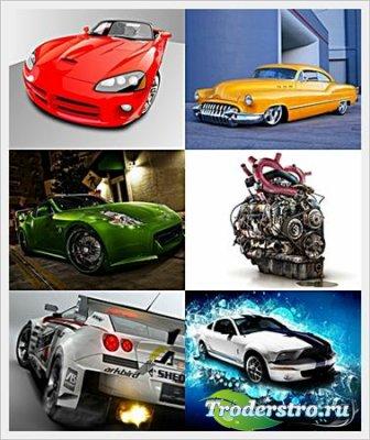 Автомобили - обои высокого разрешения 61/JPEG