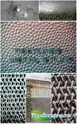 Текстуры - Металлические материалы