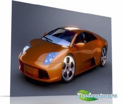 Моделируем элементы автомобиля в 3ds Max