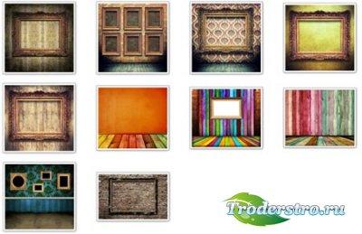 Текстуры в интерьере / interior textures