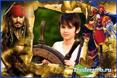 Детская фоторамка - Джек
