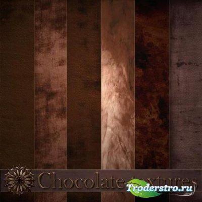Шоколадные текстуры / Chocolate textures