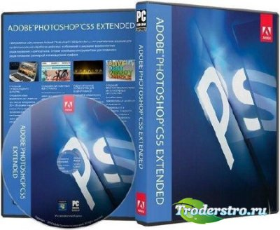 Adobe Photoshop CS5 Extended 12.0.4 RePack Final