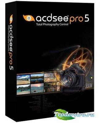ACDSee Pro v5 Build 110 Final RePack by Loginvovchyk от 01.10.2011 (01.10.2 ...