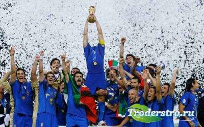 Шаблон для фотомонтажа - Чемпионы мира