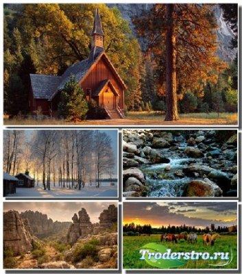 Обои - Завораживающие красоты природы (Часть 11)