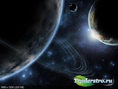Загадочный космос - обои на ПК