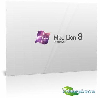 Mac Lion Skin Pack 8.0