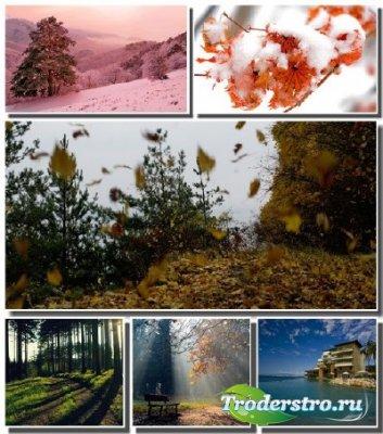 Великолепные красоты природы земли (Часть 3)