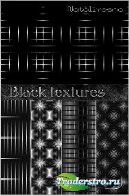 Красота черного – Черные текстуры/ Black textures